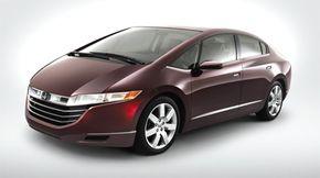 Honda's FCX Concept Vehicle