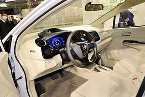 Would you put the brains of your car under its seats?