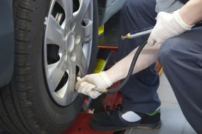 Keeping tabs on tire pressure is one of the easiest things you can do to save fuel.