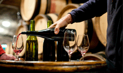 A wine tasting -- either at home, a shop, at a restaurant or even a winery -- is a great way to sample and learn about wine.