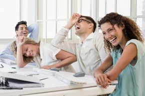 Enjoying your job is important, but are you sure you know the line between job satisfaction and goofing off?