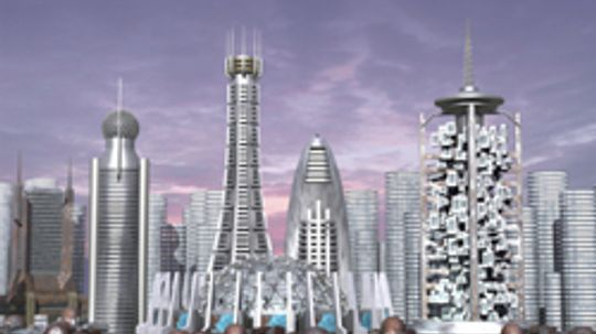 Futuristic Architecture Pictures