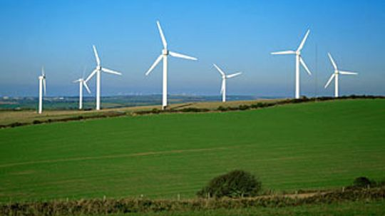 In the future, will wind turbines be everywhere?