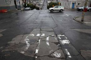 If road concrete was able to heal itself, cities could save a lot of money.