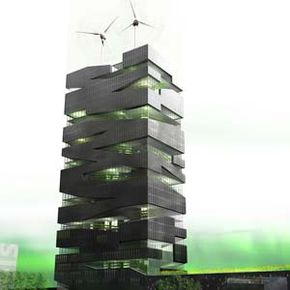 Designs such as this could help solve some of the major environmental and economic challenges facing the planet.