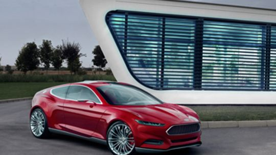 Are Facebook and Ford teaming up to make a social automobile?