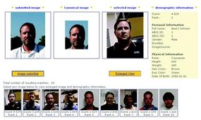 Poor lighting can make it more difficult for facial recognition software to verify or identify someone.