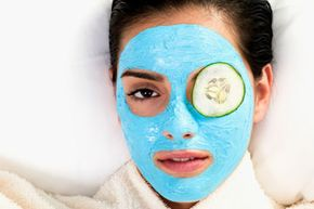 Getting Beautiful Skin Image Gallery                    Medioimages/Photodisc/Getty Images                  Facials are reported to be the third most popular spa treatment, after massages and manicures or pedicures. See more getting beautiful skin pictures.