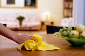 A little cleaning now can you save you a lot of time later.