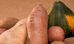 Sweet potatoes can almost be like a dessert.