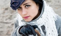 Gloves should be practical enough to keep you warm, but stylish enough to make you smile.
