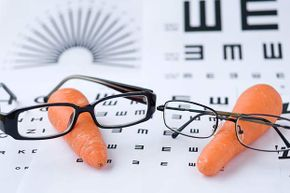 Do carrots really help you to see better or is that just a myth?