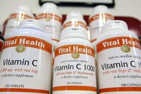 Downing vitamin C won't stop you from getting a cold.
