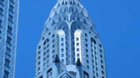 Family Vacations: Chrysler Building
