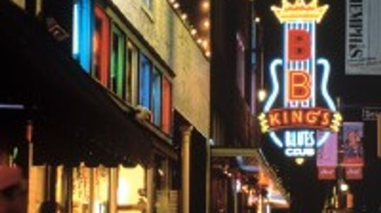 Family Vacations: Beale Street