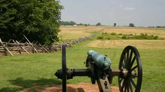 Family Vacations: Gettysburg National Military Park