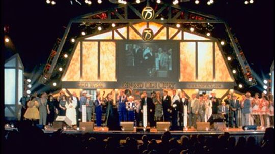 Family Vacations: Grand Ole Opry