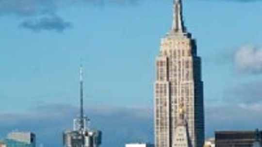 Family Vacations: Empire State Building