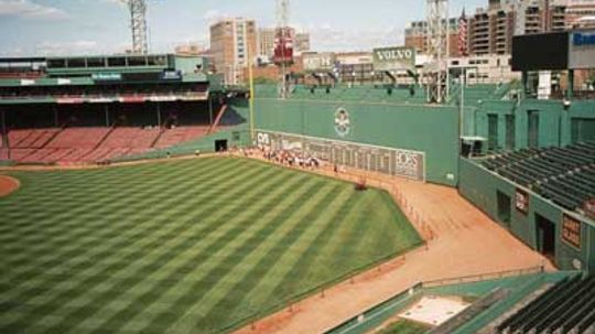 Family Vacations: Fenway Park