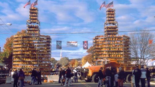 Family Vacations: Keene Pumpkin Festival