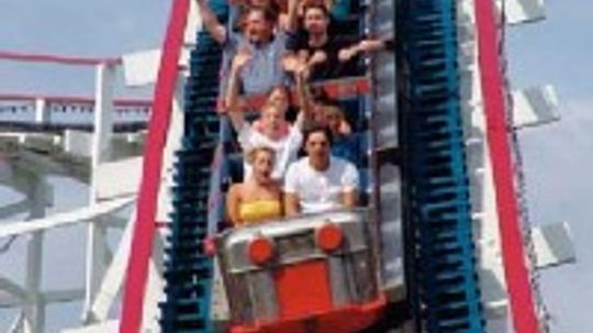Family Vacations: Kennywood Amusement Park