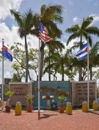 """Calle Ocho Festival has been called the                                  """"world's largest block party."""""""