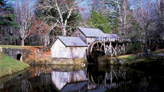 Family Vacations: Mabry Mill