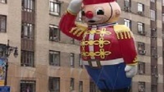 Family Vacations: Macys Thanksgiving Day Parade