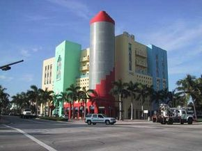 Buildings in the Art Deco District of South Beach have a distinct whimsical flare.                                  See more pictures of Florida.