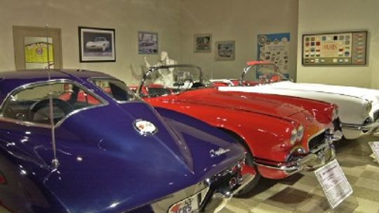 Family Vacations: National Corvette Museum and Factory Tour
