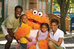 Sesame Place brings your kids favorite Sesame Street characters to life.