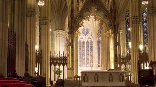 Family Vacations: St. Patricks Cathedral