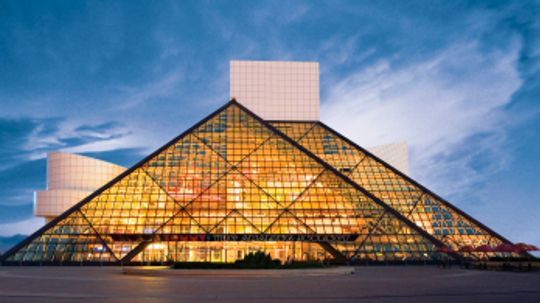 Family Vacations: Rock and Roll Hall of Fame and Museum