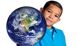 Teach your kids every day how to save the Earth! See more green science pictures.