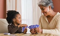 Go Fish is a classic card game to play with the whole family.
