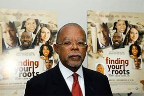 Henry Louis Gates Jr. attends the 'Finding Your Roots' Season 2 premiere in New York City in 2014. Gates is the host of the show, which traces the roots of famous people.