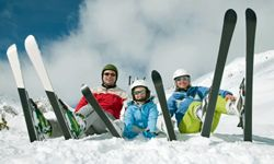 A great sport for families, skiing can also empty your wallet quickly.