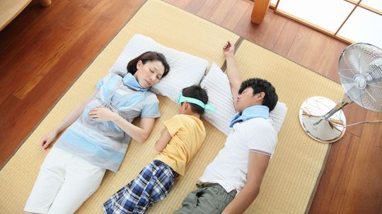 Why Some People Can't Sleep Without a Fan