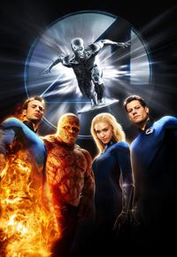 Fantastic Four: Rise of the Silver Surfer. See more superhero pictures.