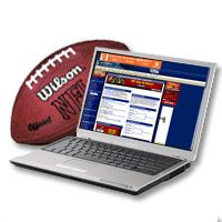 Fantasy football requires virtual scouting, coaching and managing skills. See more football pictures.
