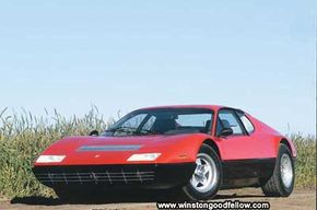 The Ferrari 365 GT4/BB was the first midengine 12-cylinder Ferrari for the road.