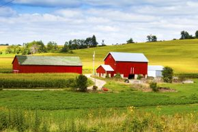 You can split your utilitiy bills to account for what goes to the house and what goes to the barn.