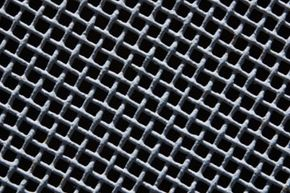 Faraday cages come in all shapes and sizes, but all of them use a metal screen that conducts electricity, creating a shielding effect.