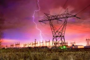 Early scientists knew lightning held the secrets to all sorts of amazing powers. Ben Franklin conducted many experiments trying to unravel electricity's mysteries.