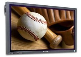 """A big, beautiful, magnificent 42"""" flat-panel plasma TV makes a fine Father's Day gift."""