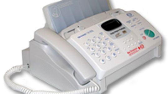 How Fax Machines Work