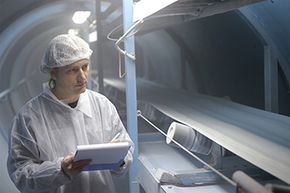 FDA workers inspect everything from the obvious food and drugs to the unexpected -- items like radiation-emitting products and medical devices.