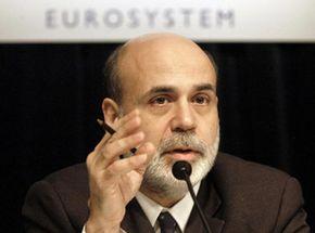 Federal Reserve Chairman Ben Bernanke