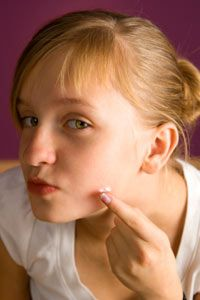Pimples are a pain, but they're something we all have to deal with once in a while.