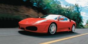 Exotic Car Image Gallery